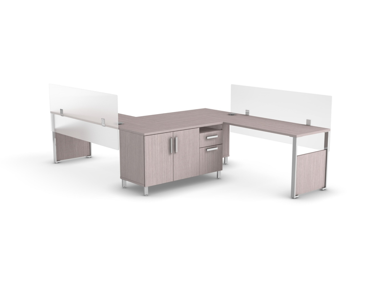 Level team fb004 logiflex for Mobilier bureau 2d