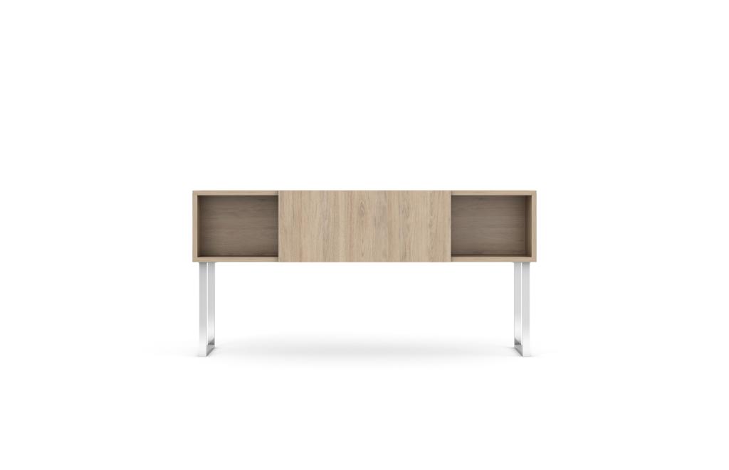 Level Shared Desk Hutch sfdb c001 fb
