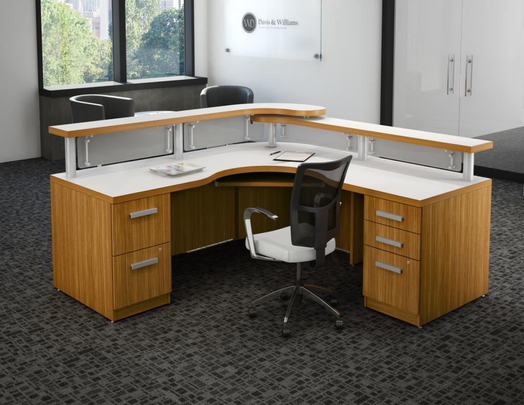 Logiflex Office Furniture Chicago Logiflex Inbox L Shaped