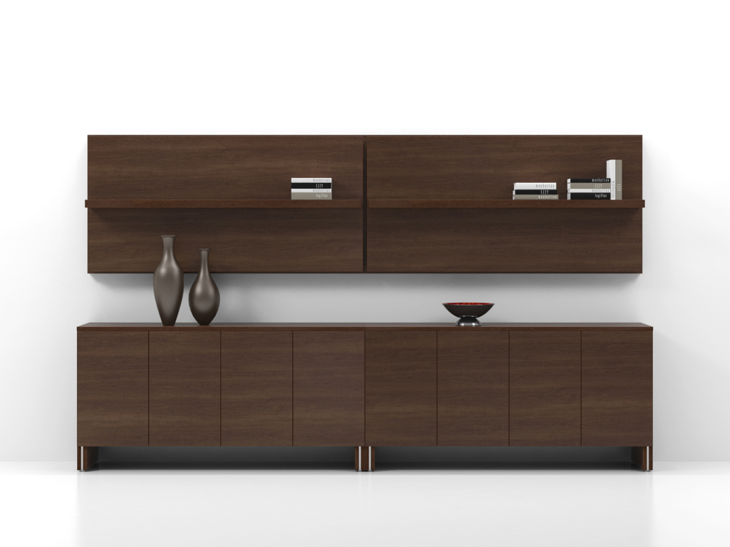 Wall Unit c005 fb