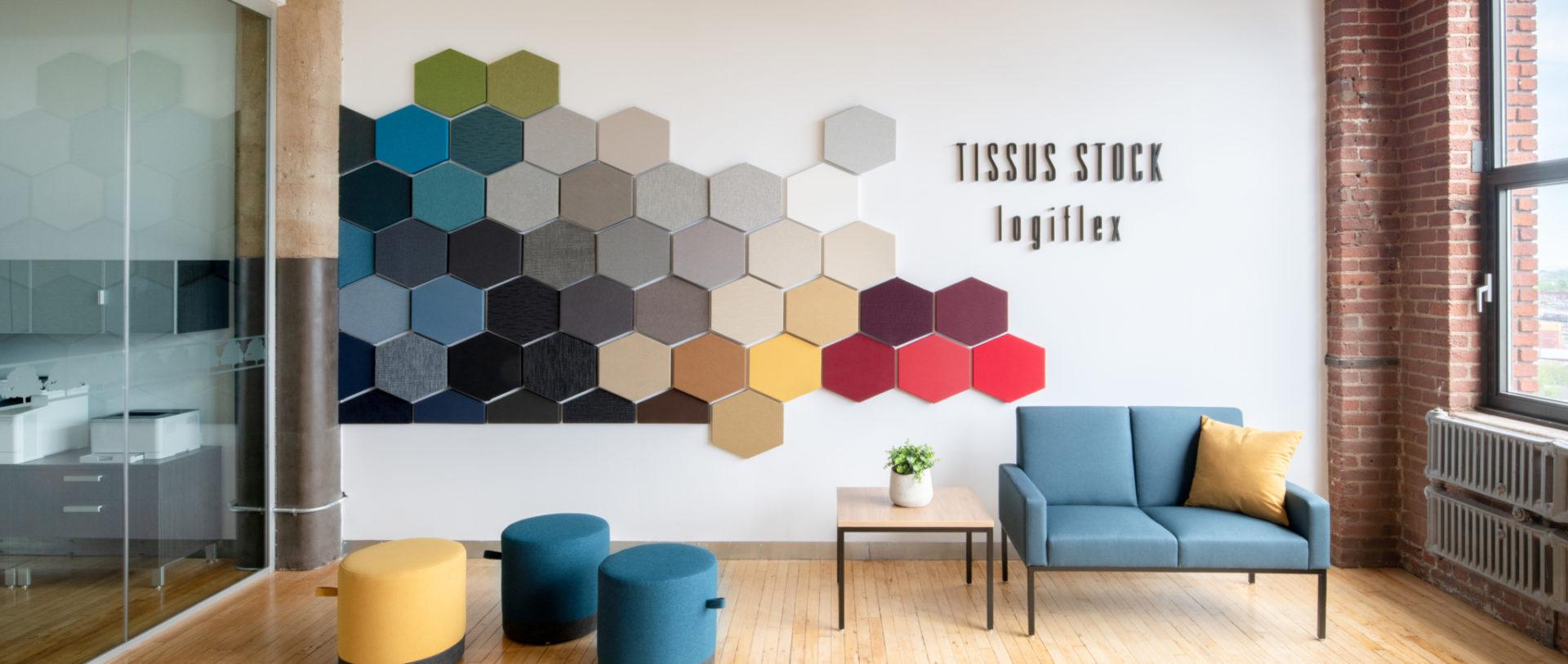 Logiflex New Tissus Stock