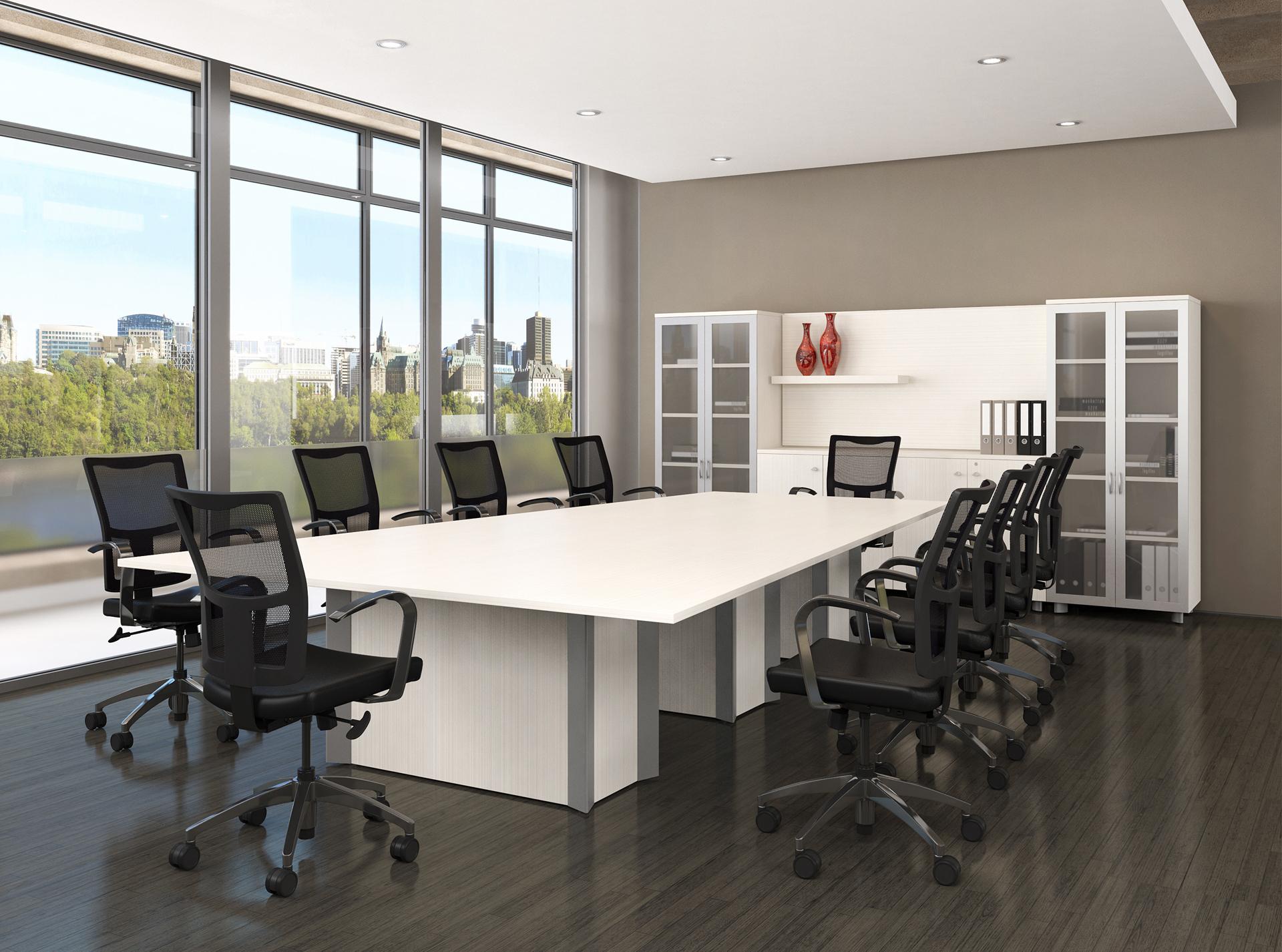 Logiflex Logiflex - Series a conference table