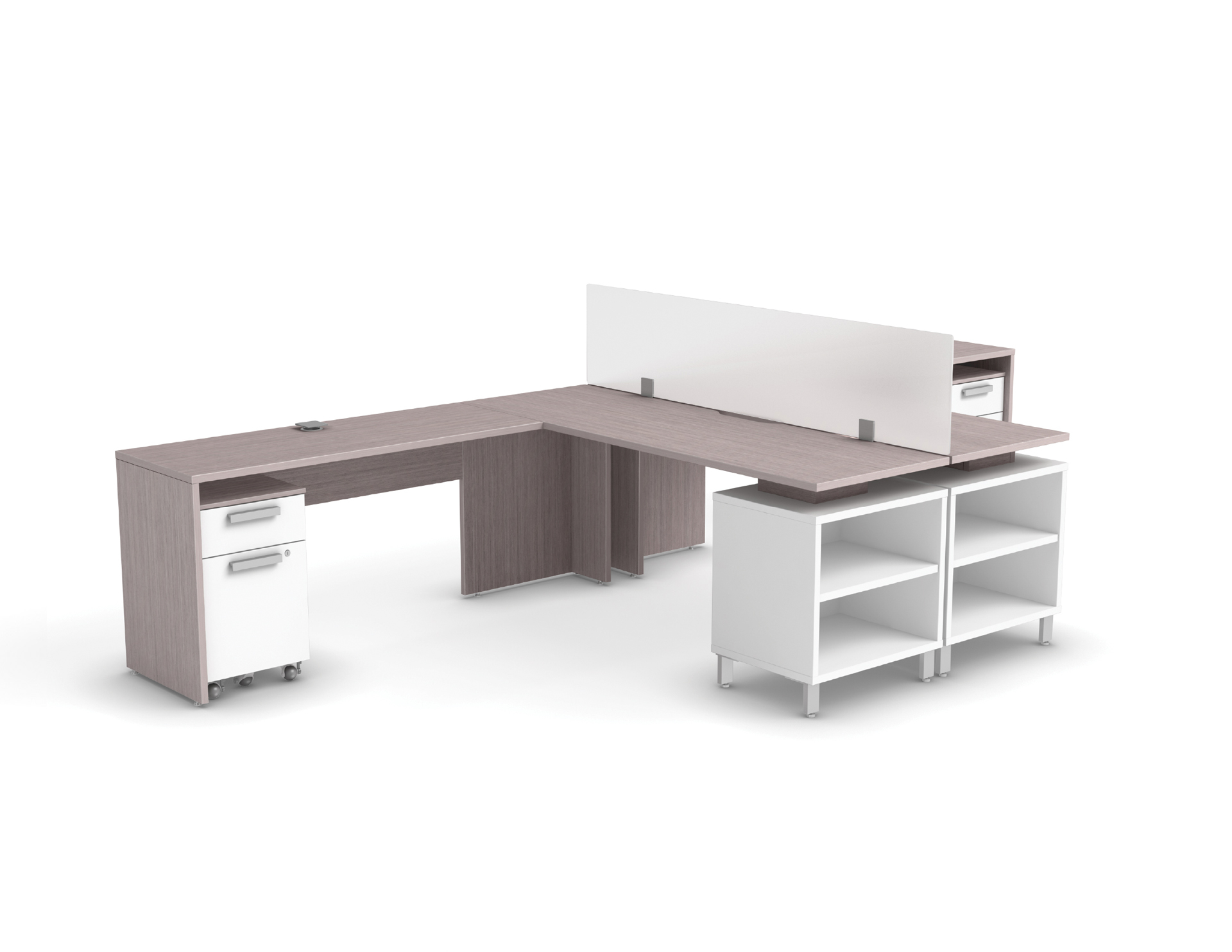 Level team fb006b logiflex for Mobilier bureau 2d