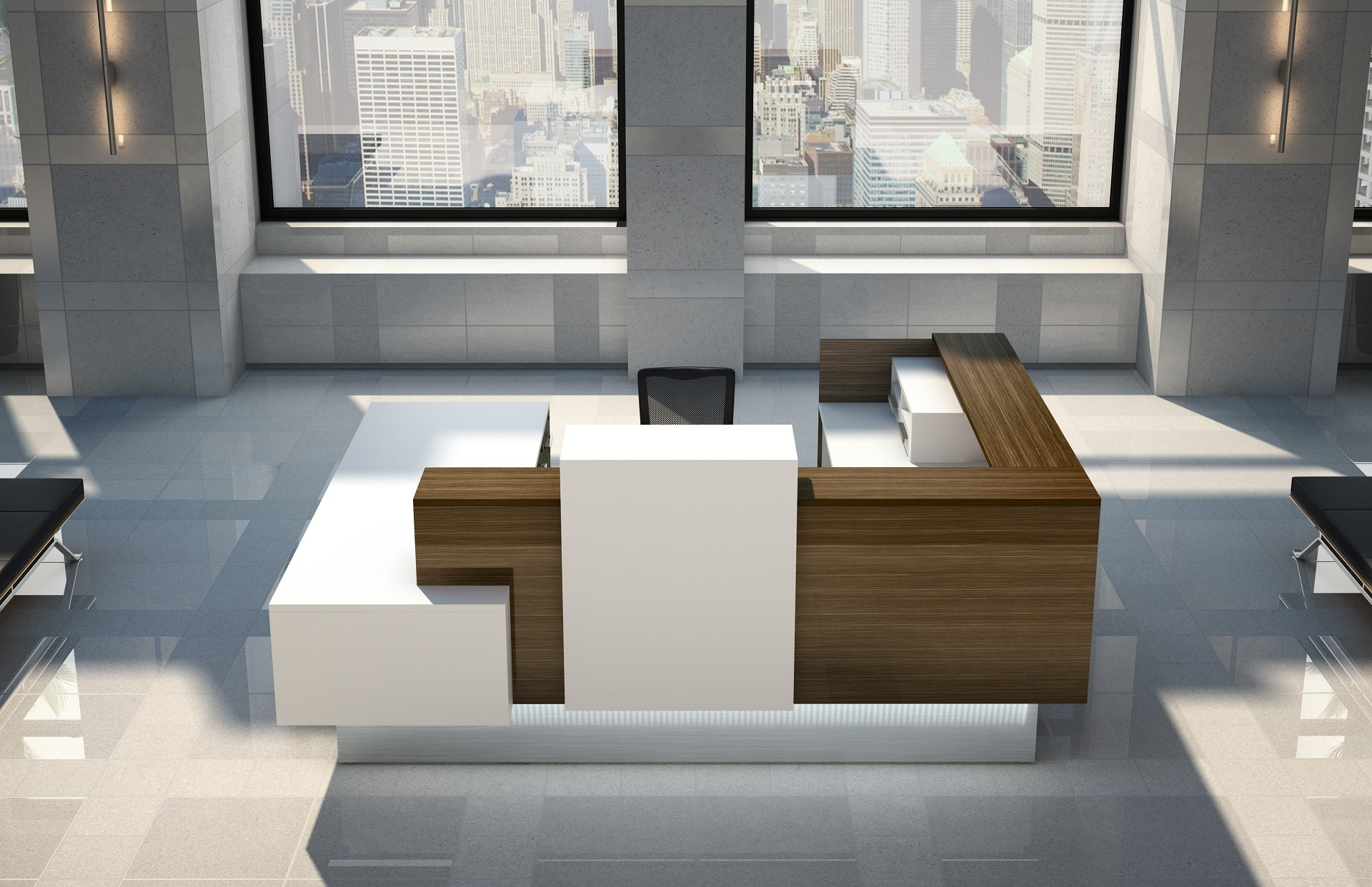 Reception · Tables